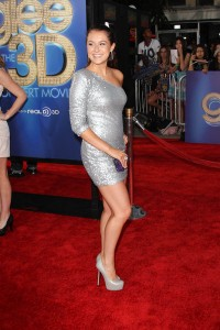 """Glee: The 3D Concert Movie"" Los Angeles Premiere - Arrivals"