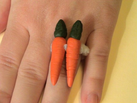 engagement ring funny 2 karat carrot big joke